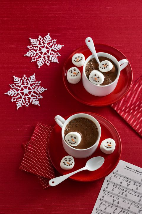 צוֹנֵן the Snowman Marshmallows Recipe