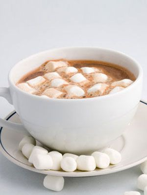 תוֹצֶרֶת בַּיִת hot chocolate