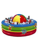 παραλία ball beverage cooler from PartyCity.com