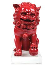 Fu Dog Bookend