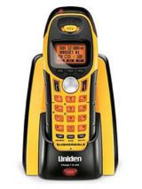 Uniden TWX977 Waterproof Accessory Handset and Charger