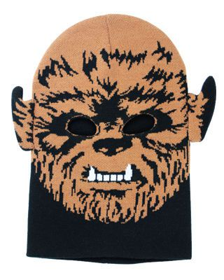हॉलीवुड Mirror Wolfman Knit Mask