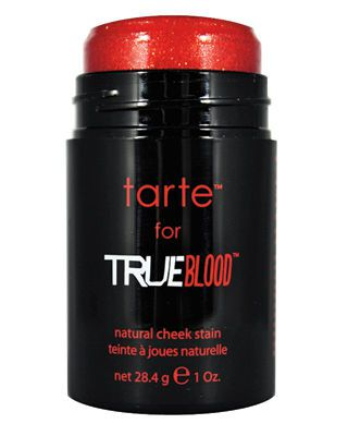 Tarte for True Blood limited-edition natural cheek stain in shimmering red