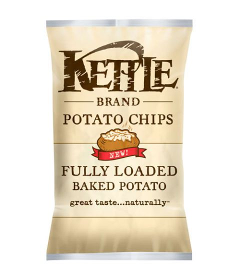 Πλήρως Loaded Baked Potato, Kettle ($3.49 for 8.5 oz)