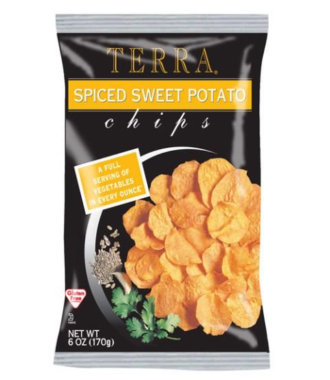 Αρωματισμένο Sweet Potato, Terra Chips ($3.49 for 6 oz)
