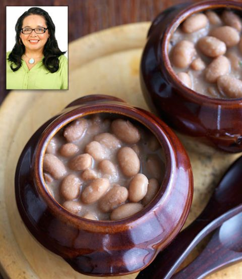 Vianney rodriguez's rice and beans