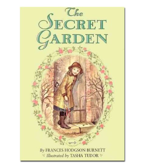 ה secret garden book cover