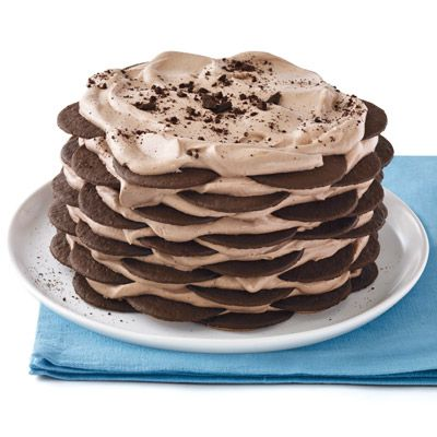 לא bake hot cocoa cake