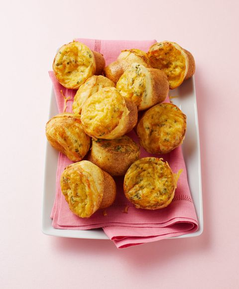 mini cheese popovers