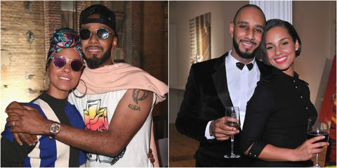 אלישיה keys and swizz beatz