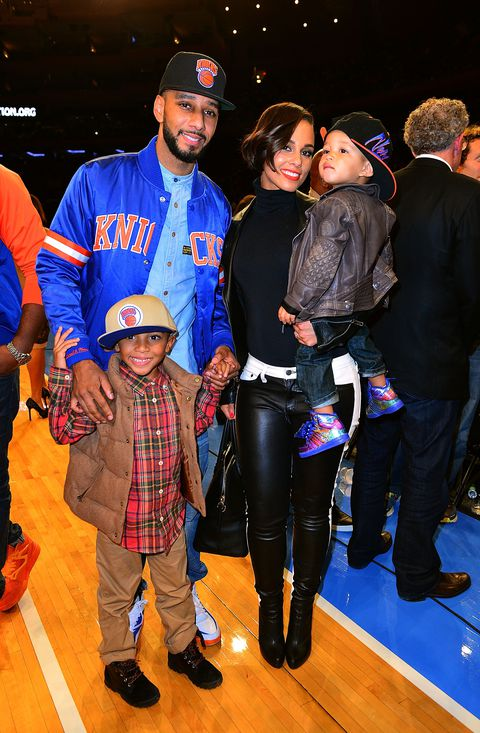 אלישיה keys and swizz beatz sons