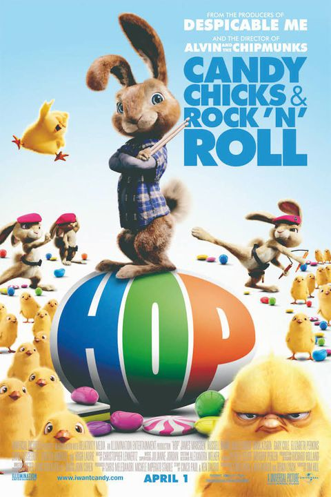 כֵּיף easter movie hop