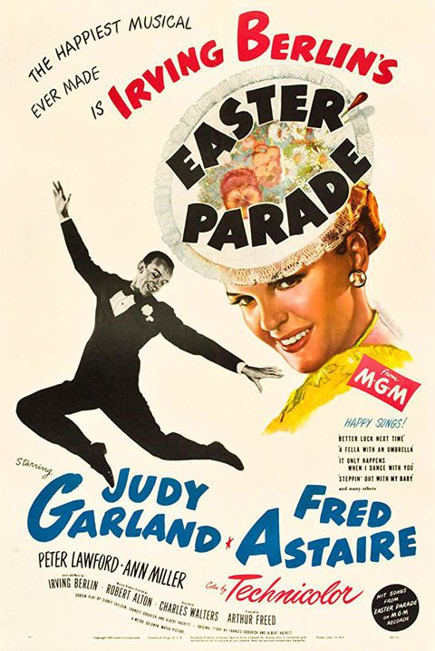 חג הפסחא movies easter parade judy garland