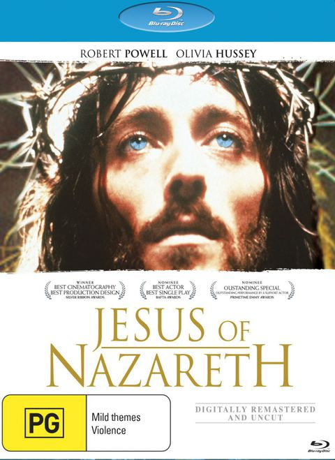 חג הפסחא movie jesus of nazareth