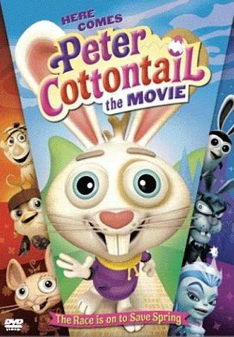 חג הפסחא movie here comes peter cottontail