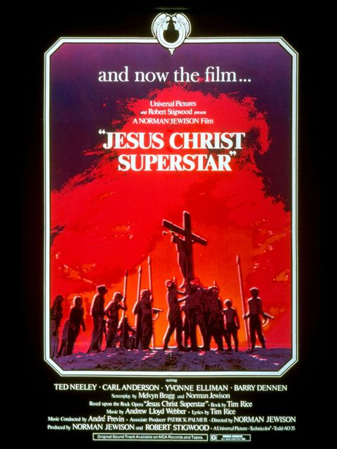 חג הפסחא movie jesus christ superstar