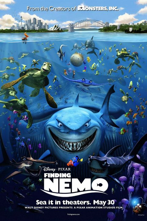 खोज nemo toddler movies