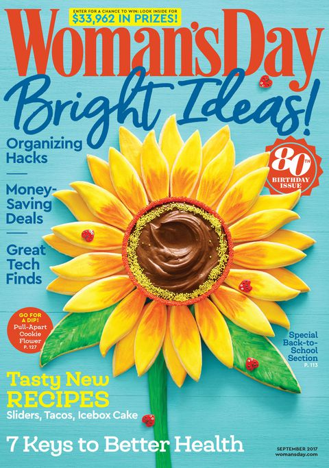 महिला's Day Bright Ideas Cover