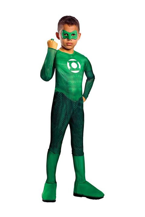 ירוק lantern superhero costume