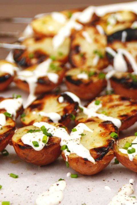 आलू recipes grilled ranch potatoes
