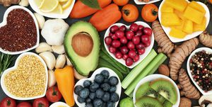 दिल healthy food and nutrients