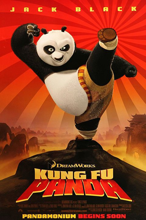 קונג fu panda kids movies on netflix