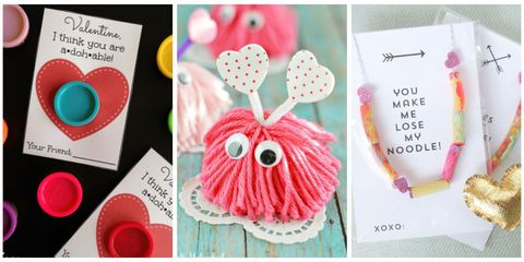voljeni's day crafts for kids