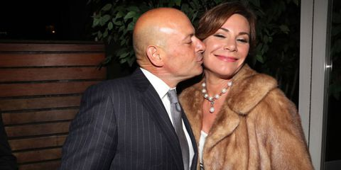 Stvaran Housewives of New York Countess Luann De Lesseps