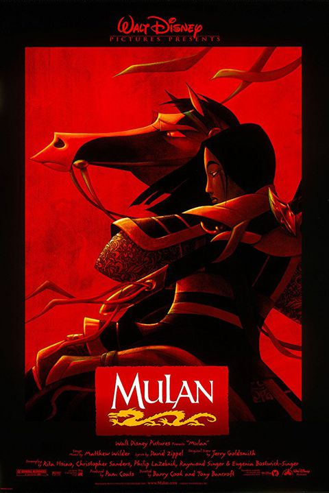 mulan kids movies on netflix