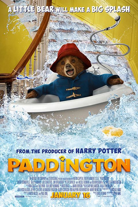 Paddington toddler movies