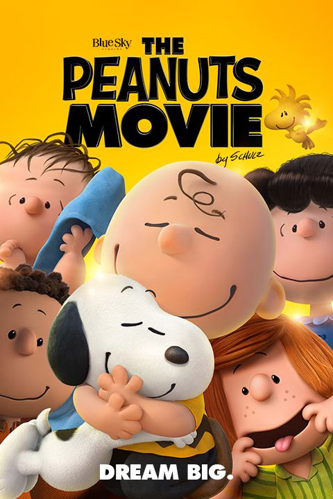 peanuts movie toddler movies
