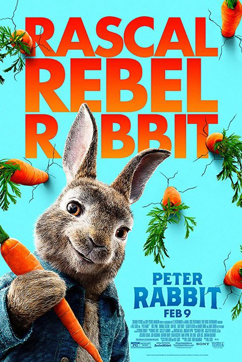 פיטר rabbit kids movies on netflix