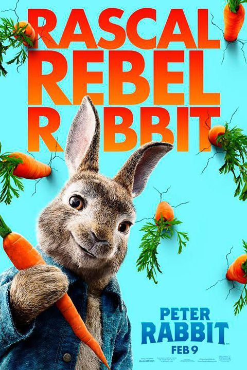 כֵּיף easter movie peter rabbit