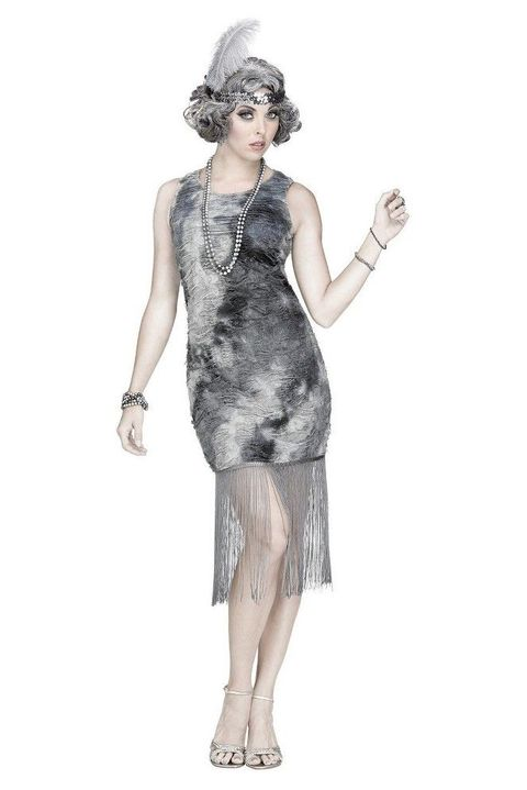 φάντασμα flapper womens halloween costume