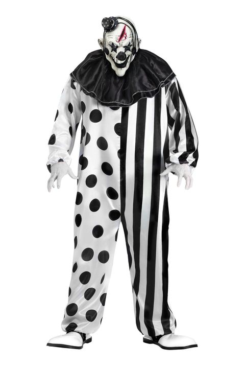 φονιάς clown halloween costume