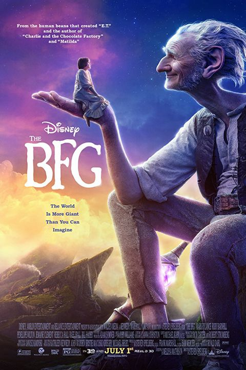 ה bfg kids movies on netflix
