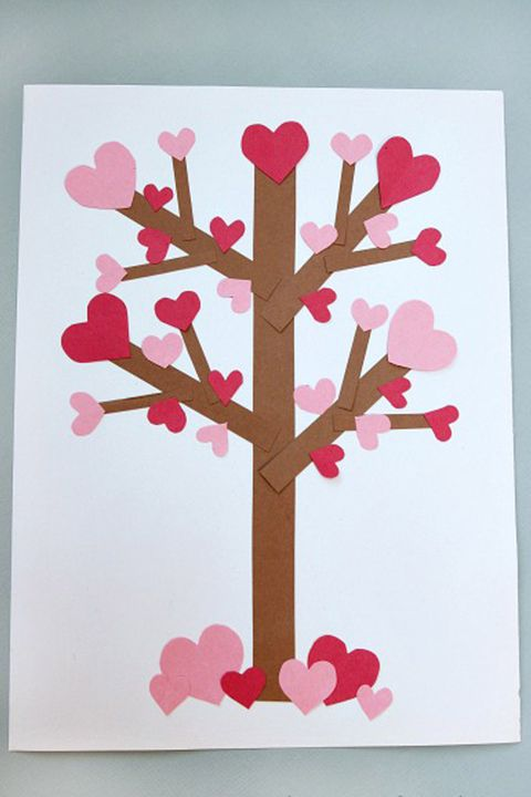 cvatući heart tree