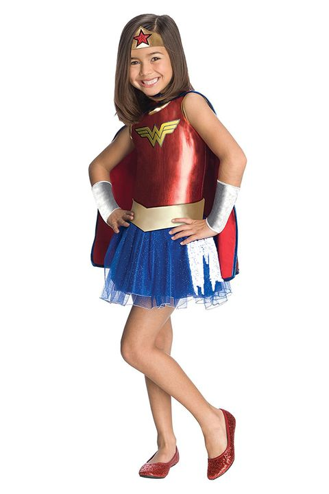 פֶּלֶא woman superhero costume